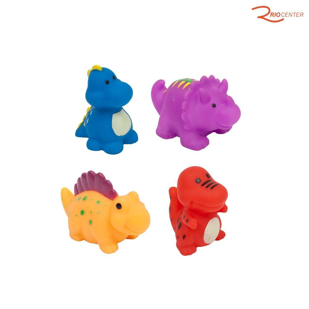 Dinossauros Para Banho Buba Baby