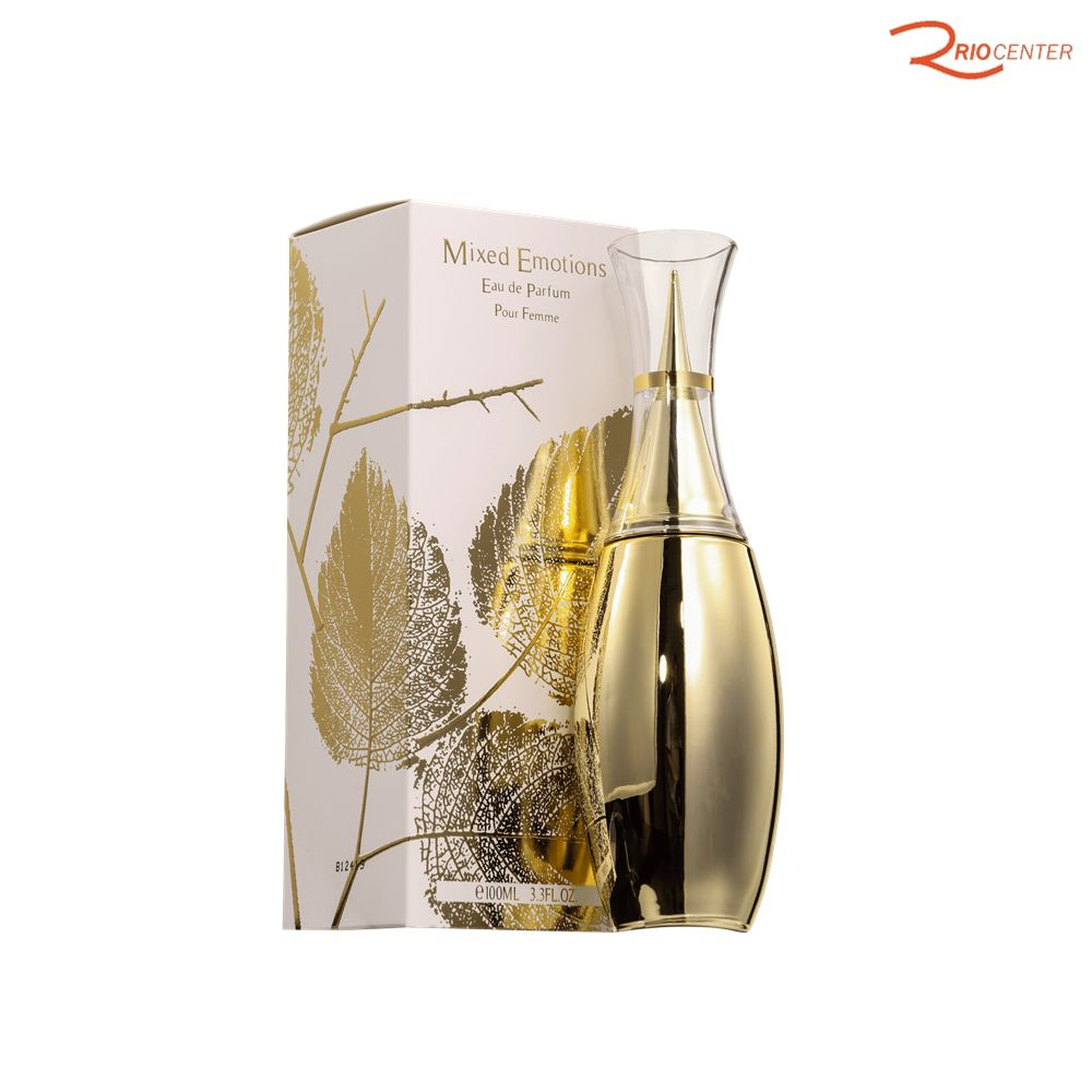Eau de Parfum Importado Pour Femme Mixed Emotions - 100ml