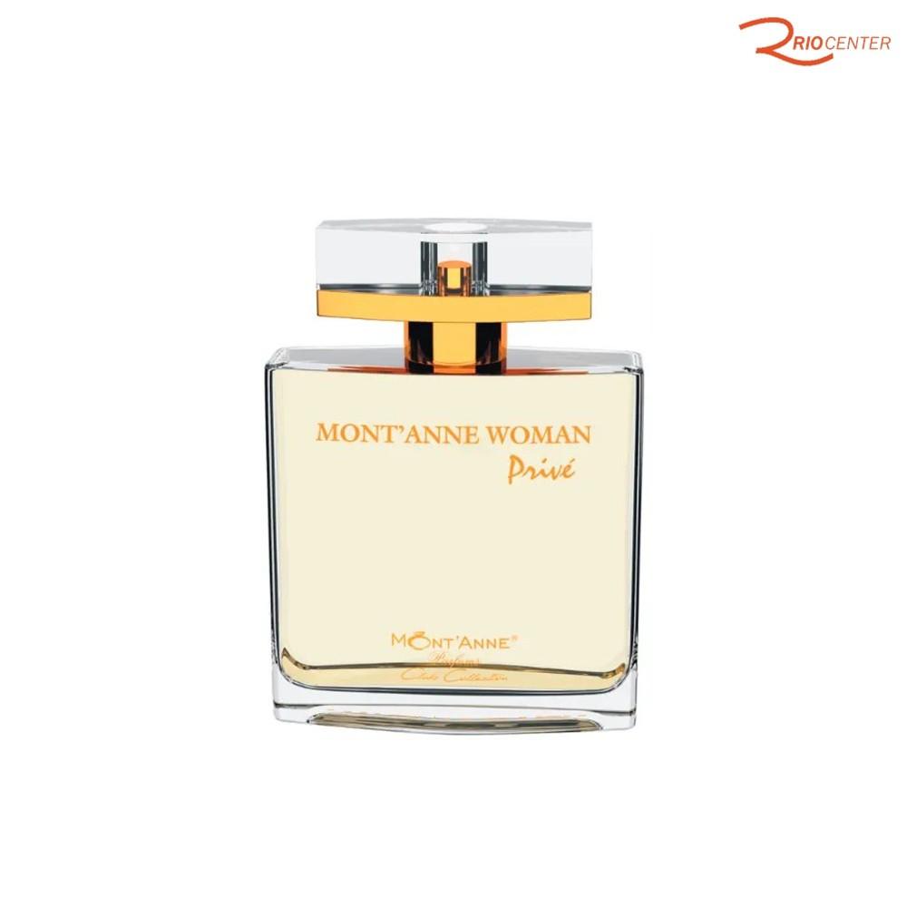 Eau de Parfum Importado Woman Privé Mont Anne - 100ml