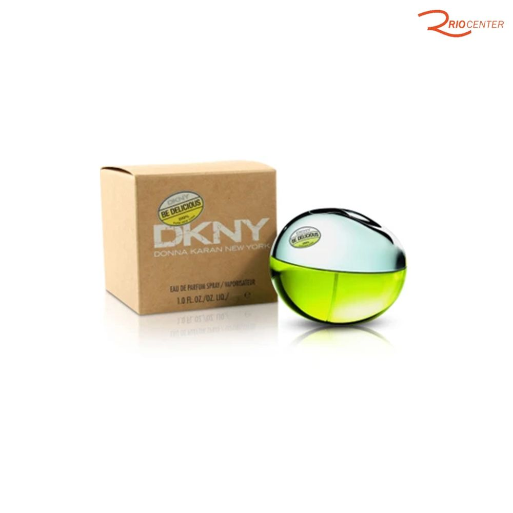 Eau de Parfum Spray Importado DKNY Be Delicious - 30ml