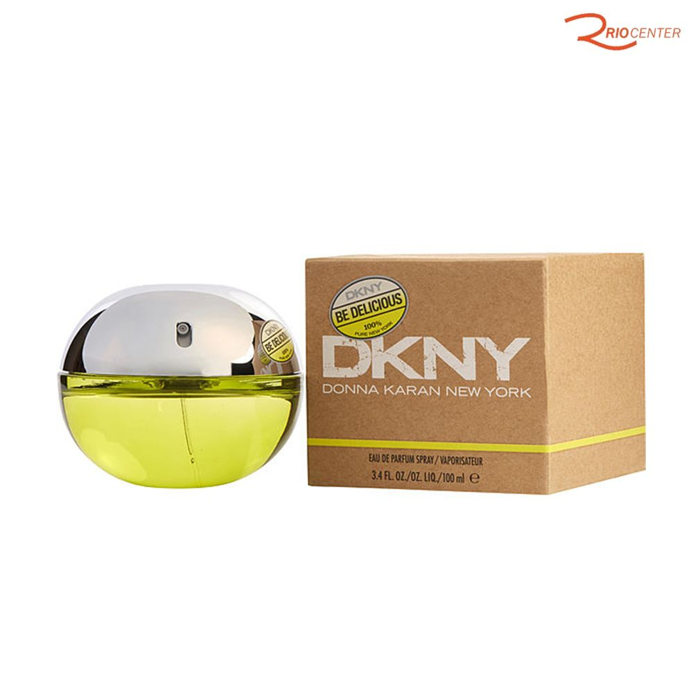 Eau de Parfum Spray Importado DKNY Be Delicious - 100ml