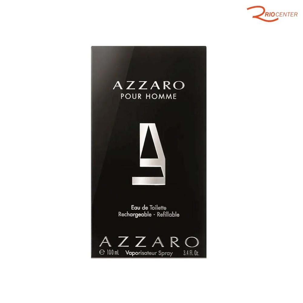 Eau de Toilette Importado Azzaro Pour Homme - 100ml