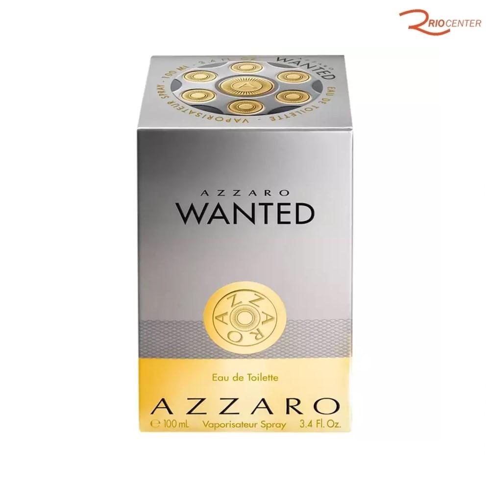 Eau de Toilette Importado Azzaro Wanted Vaporisaeur Spray - 100ml