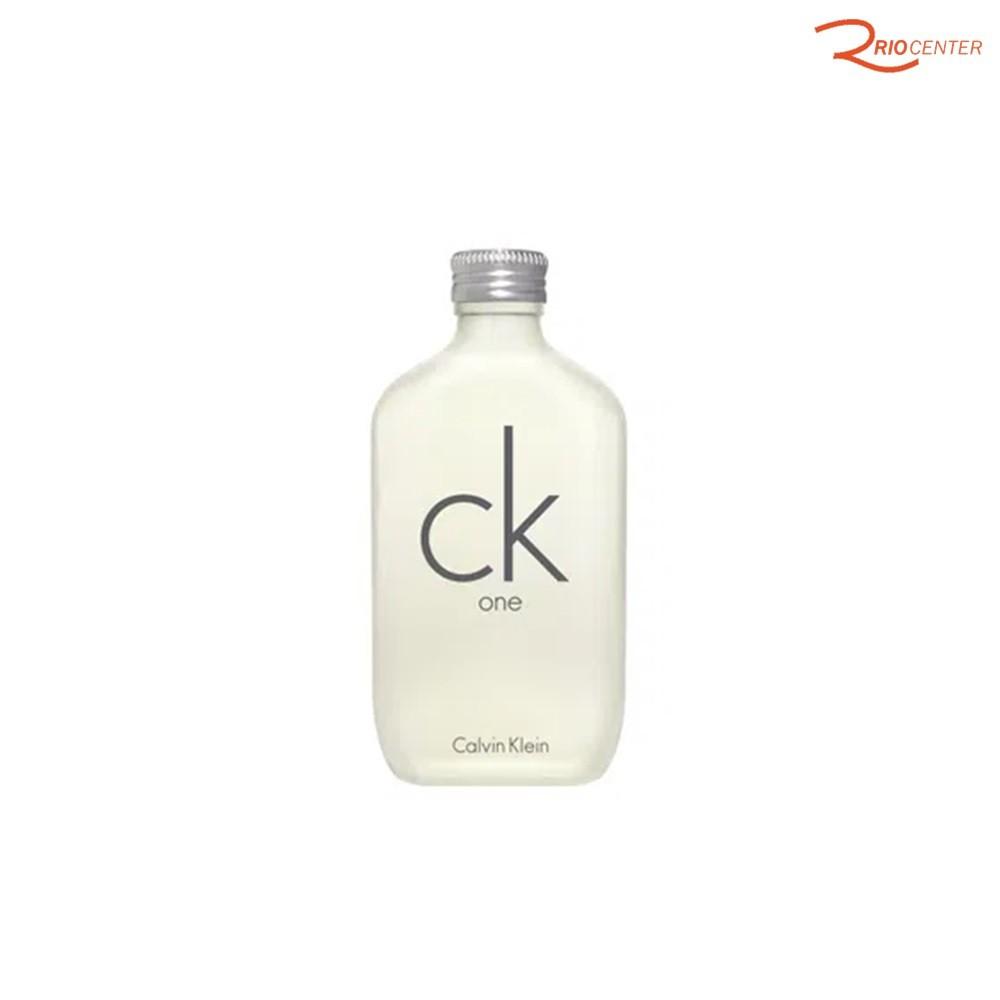 Eau De Toilette Importado Calvin Klein Ck One - 100ml