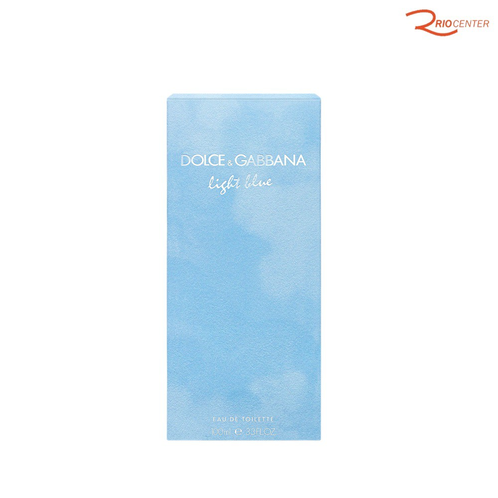 Eau de Toilette Importado Dolce Gabbana Light Blue - 100ml