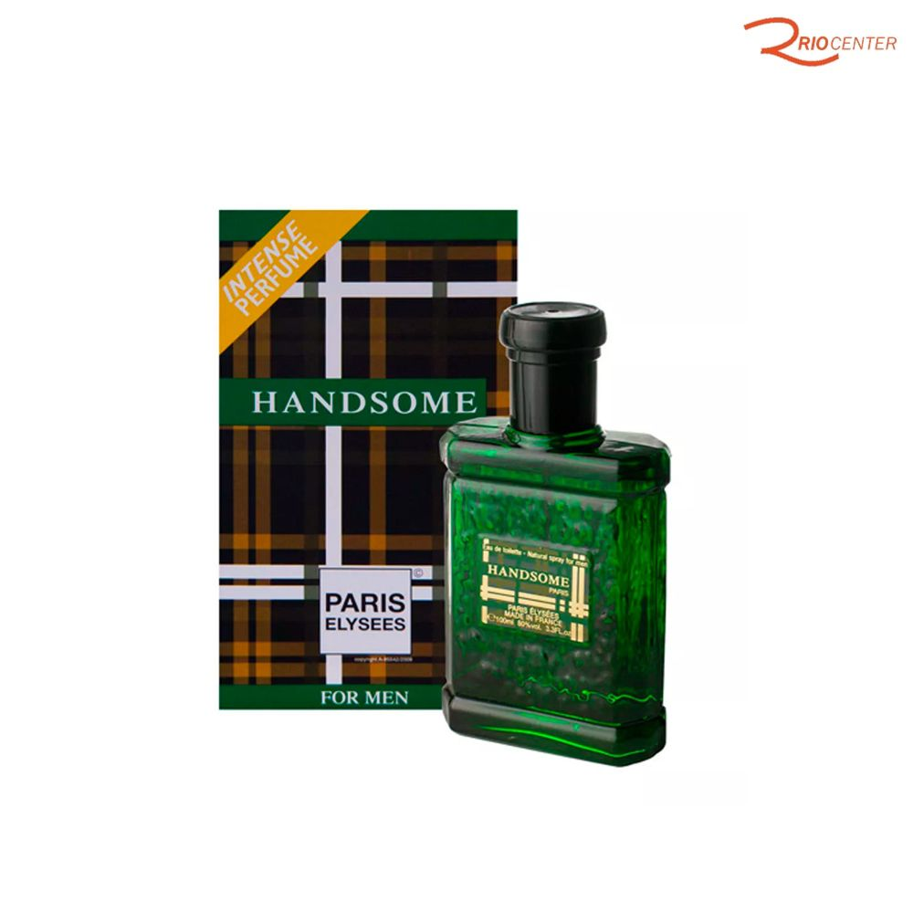Eau de Toilette Importado Spray Elysees Handsome Paris - 100ml