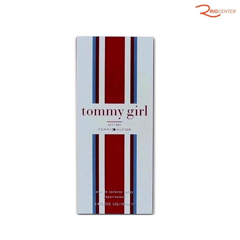 Eau de Toilette Spray Importado Tommy Girl - 100ml