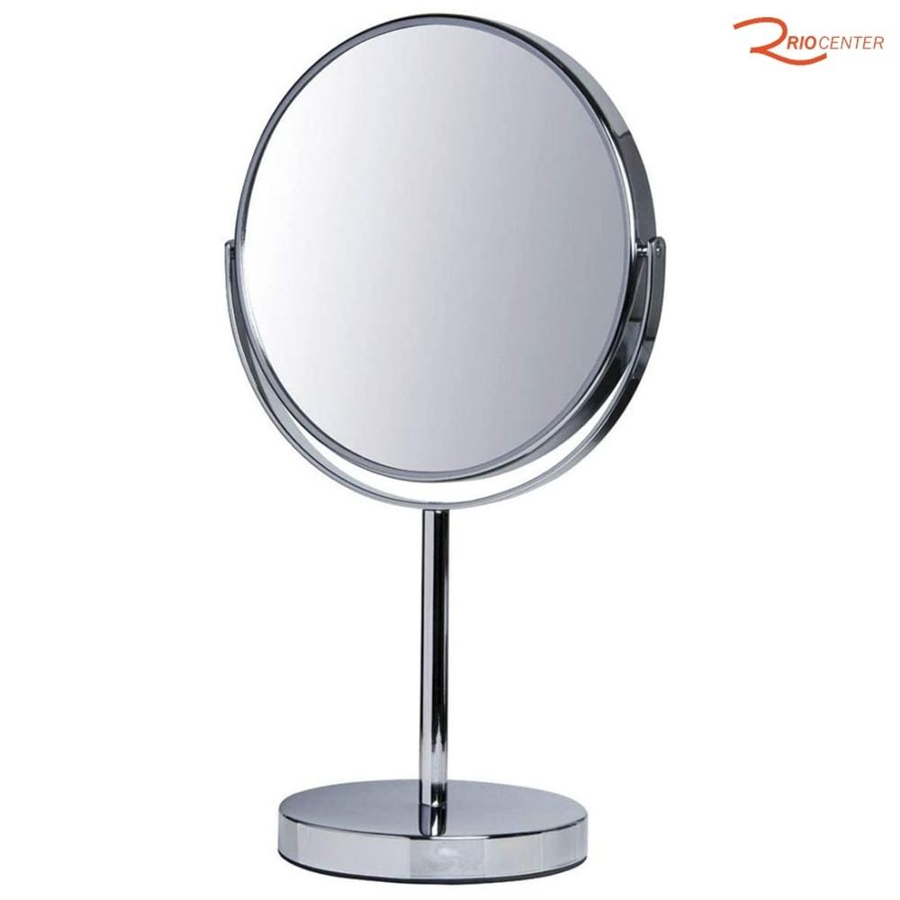 Espelho de Aumento Mimo Style com base Ônix