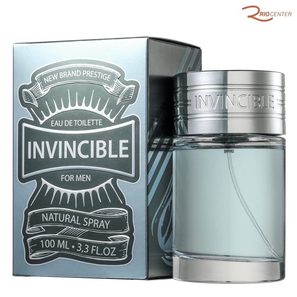 Invincible New Brand For Men Eau de Toilette 100ml