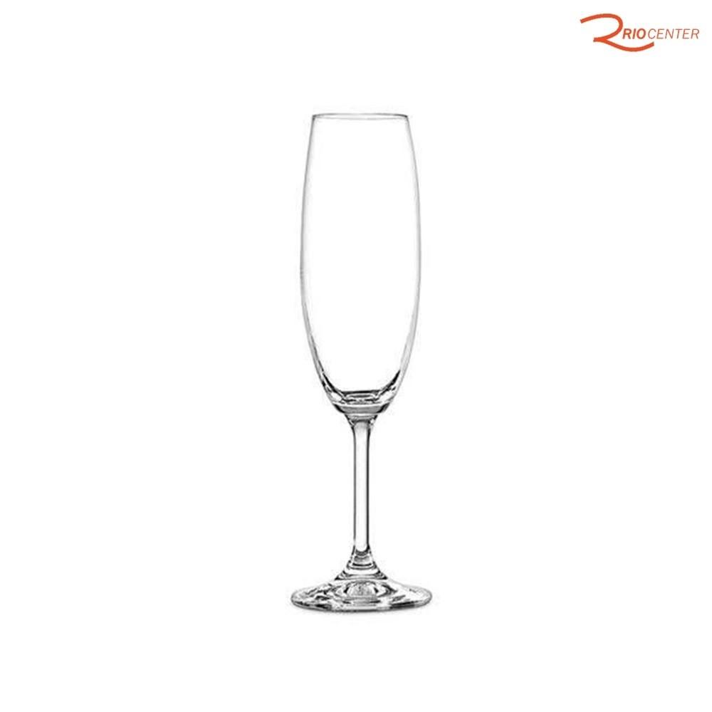 Jogo de Taças Rojemac Champagne Collection Colibri 220ml