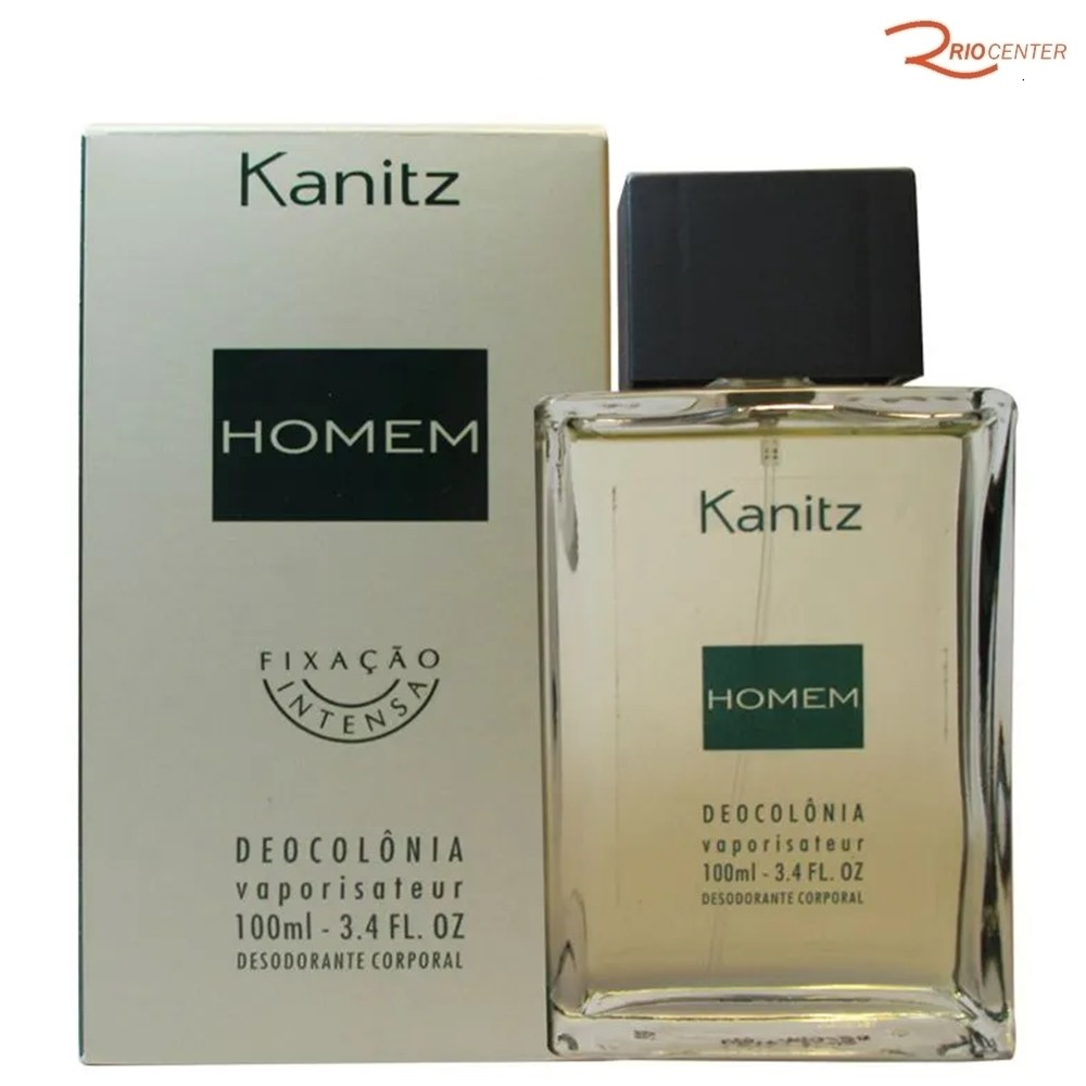 Kanitz Homem Deo Colônia - 100ml