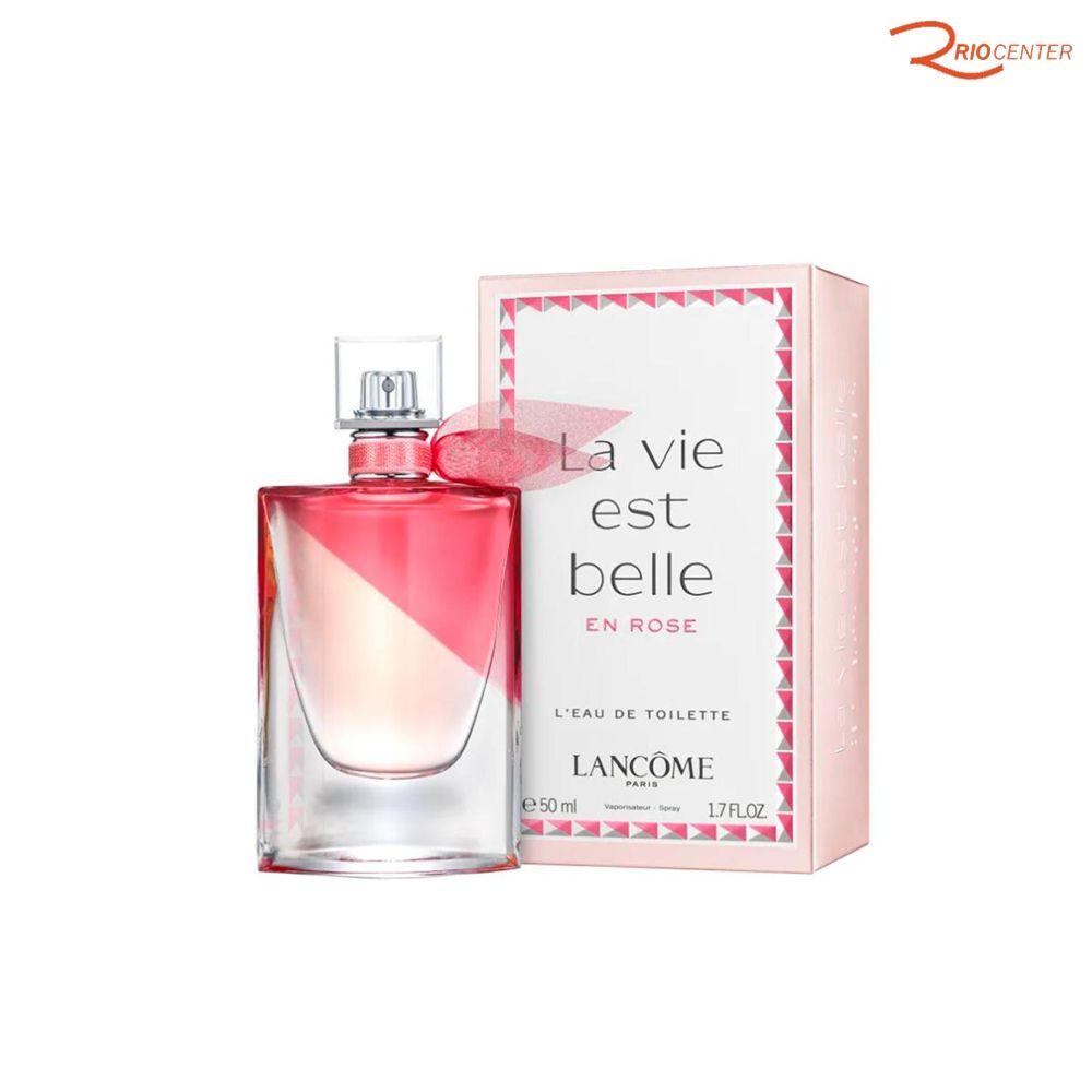 L'eau de Toilette Importado Lancôme La Vie Est Belle En Rose - 50ml