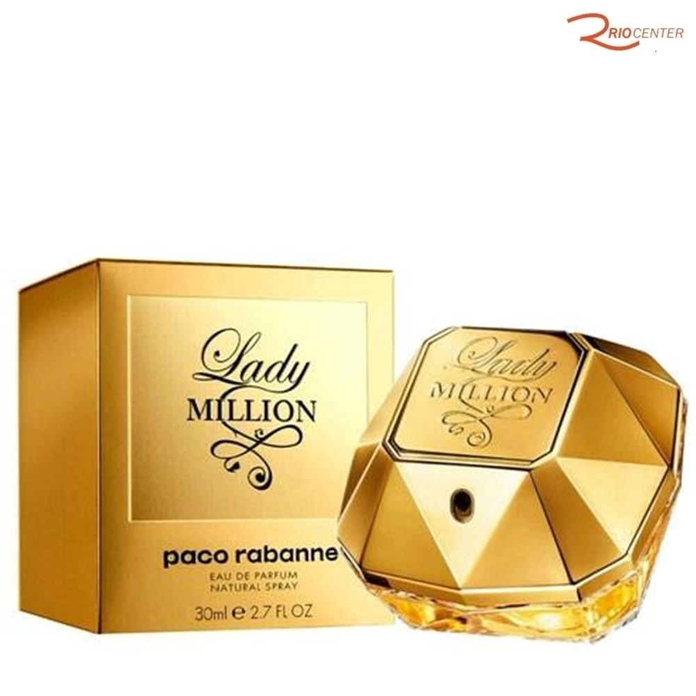 Lady Million Paco Rabanne Eau de Parfum - 30ml