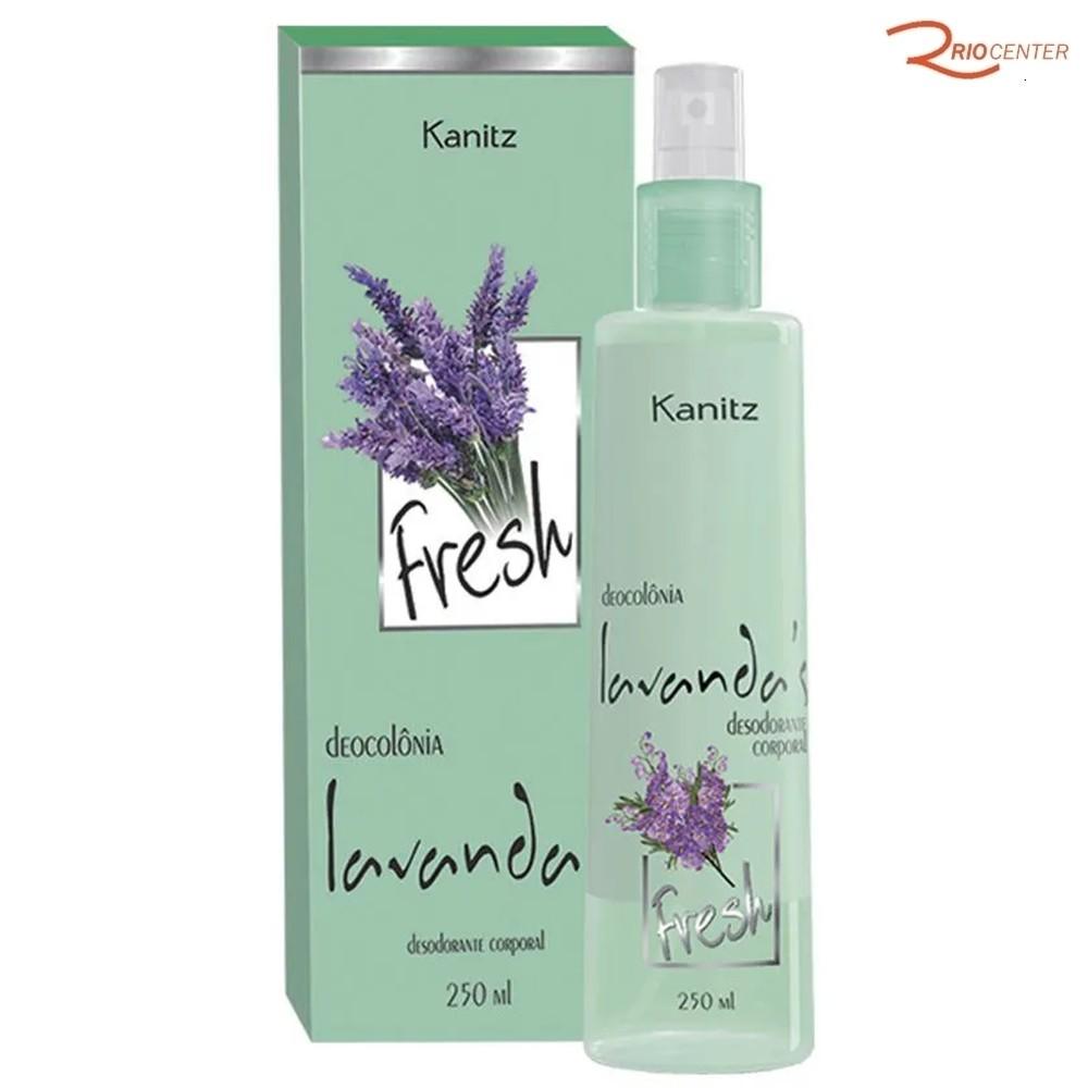 Lavanda's Fresh Kanitz Deo Colônia - 250ml