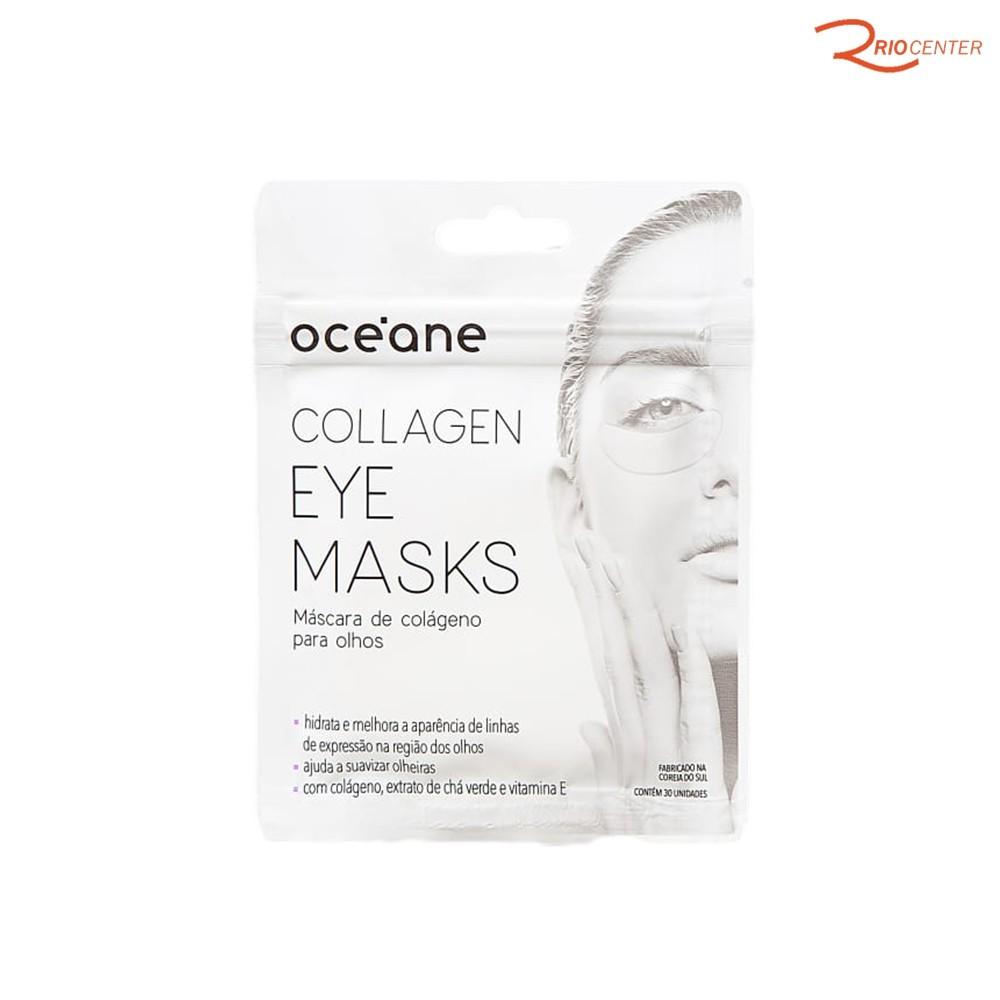 Máscara De Colageno Para Os Olhos Oce'ane