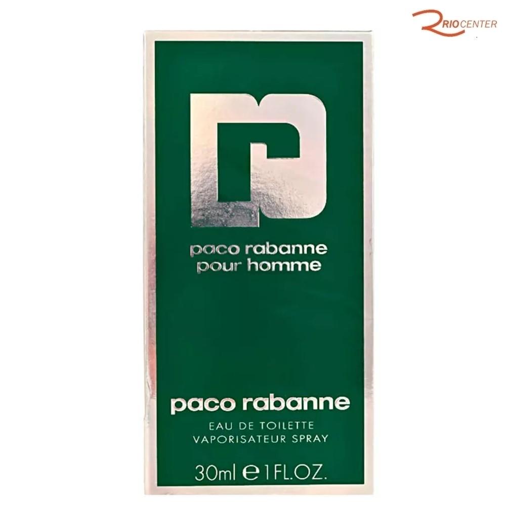 Paco Rabanne Pour Homme Eau de Toilette - 30ml