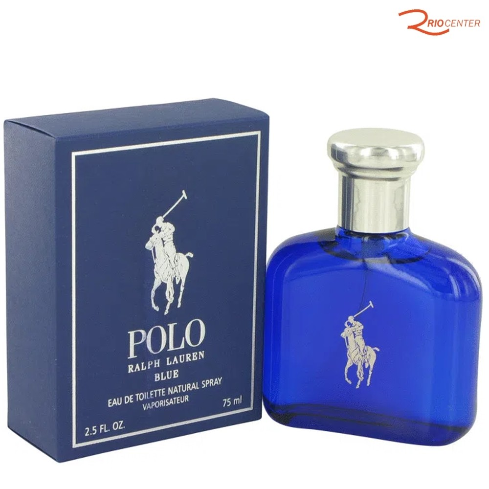 Eau de Toilette Polo Blue R. Lauren  - 75ml