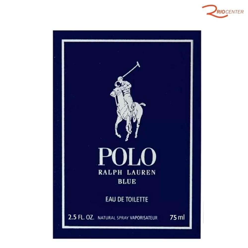 Eau de Toilette Polo Blue R. Lauren  - 75ml