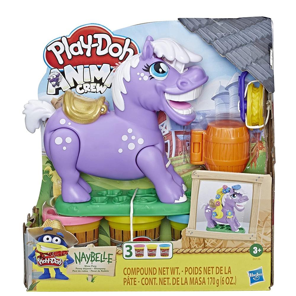 Ponei de Rodeio Play-Doh +3a