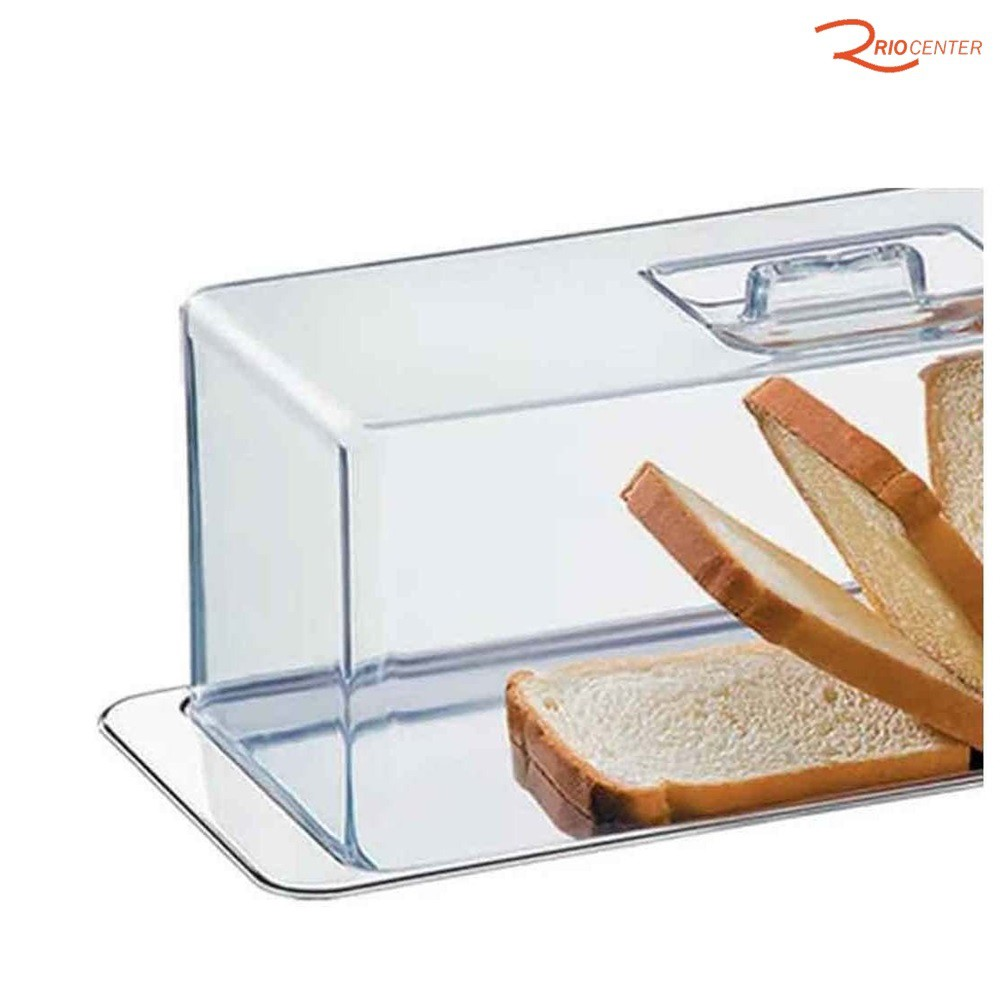 Porta Pão, Torta Fria E Rocambole Brinox Atina