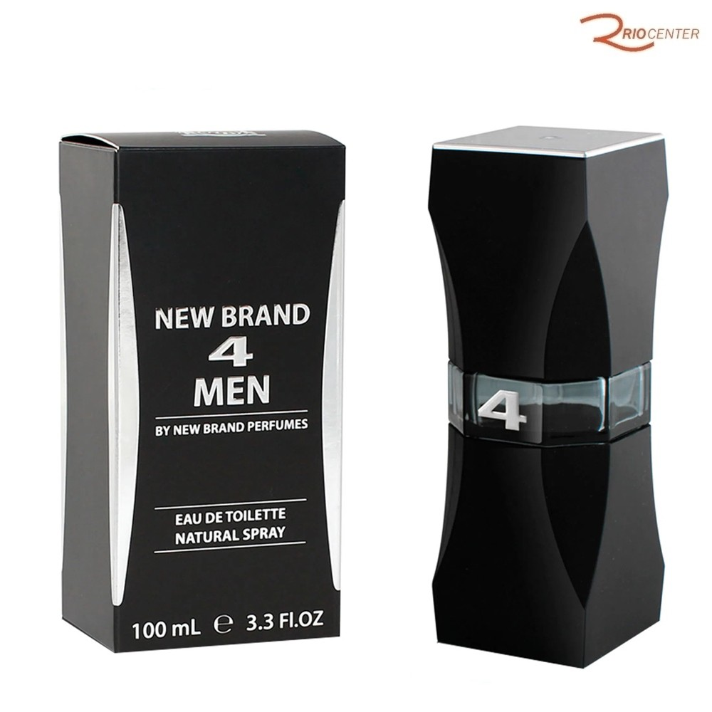 Prestige 4 Men For Men New Brand Eau de Toilette 100ml