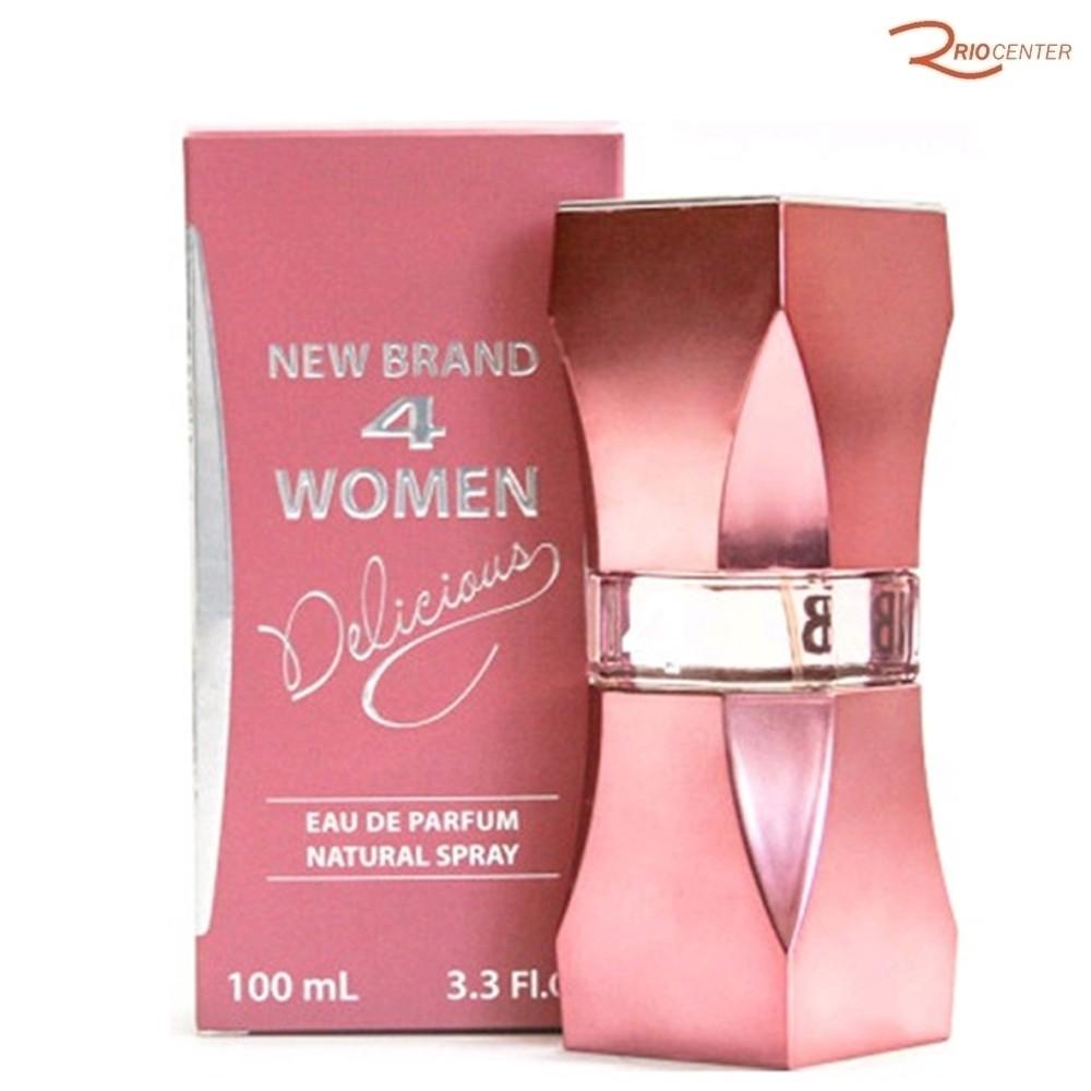 Prestige 4 Women Delicious New Brand Eau de Parfum 100ml