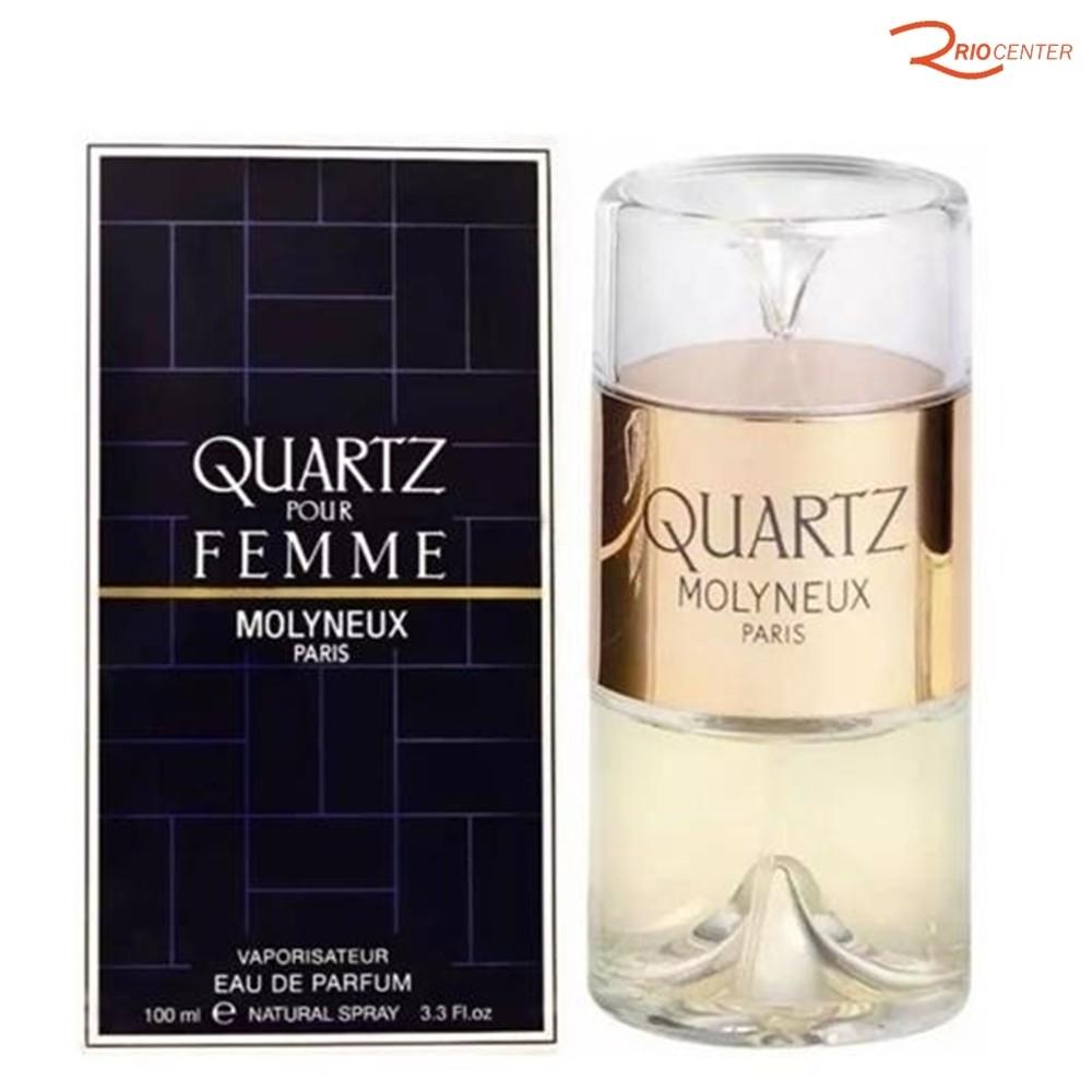 Quartz Pour Femme Molyneux Eau De Parfum - 100ml