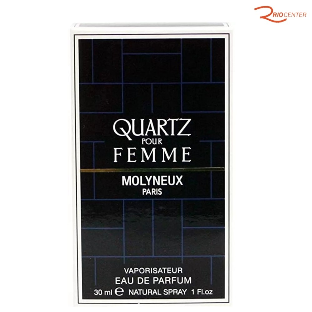 Quartz Pour Femme Molyneux Eau De Parfum - 30ml