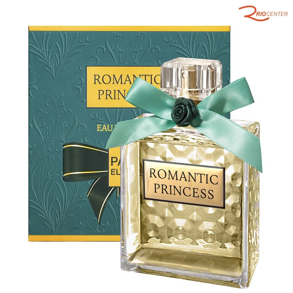 Romantic Princess Paris Elysees Eau de Toilette - 100ml