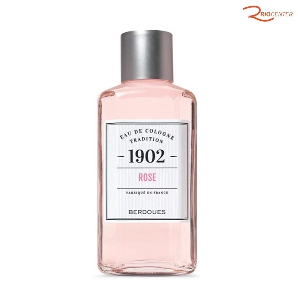Rose 1902 Tradition Berdoues Eau de Cologne - 480ml