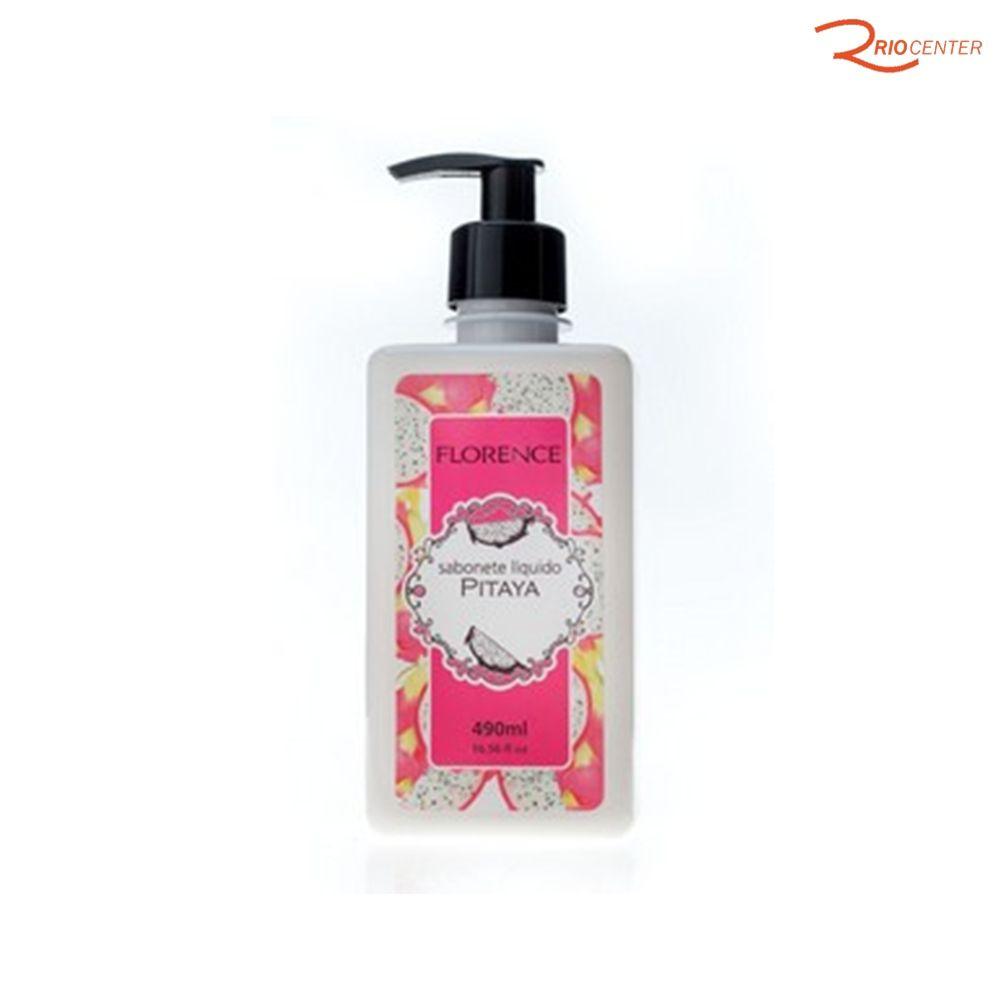 Sabonete Liquido Florence Pitaya - 490ml