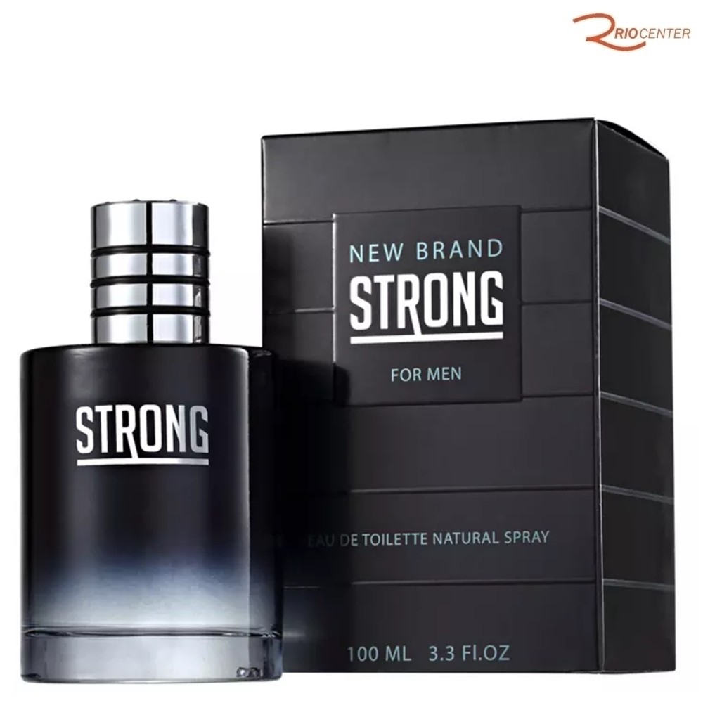 Strong New Brand Eau de Toilette 100ml