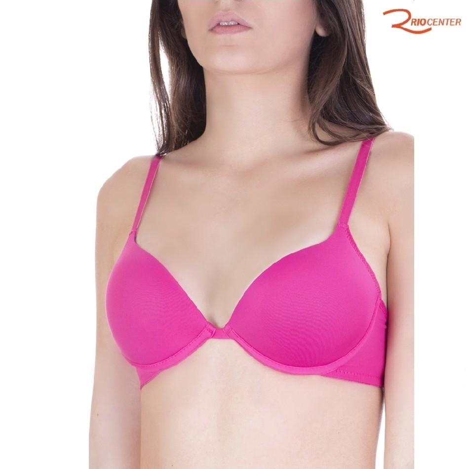 Soutien Sanny Meia-Taça Rosa Pink - Tam. 52