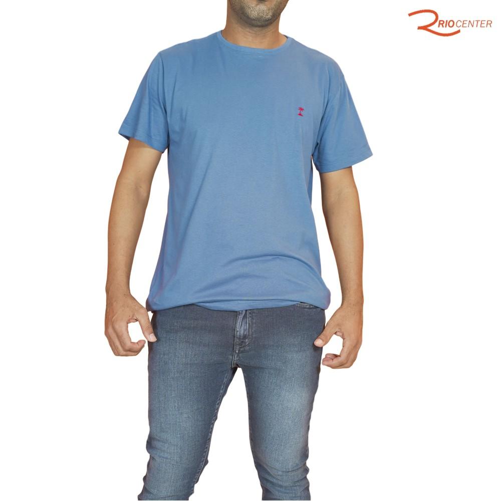 T-Shirt AD Lisa Azul Índigo