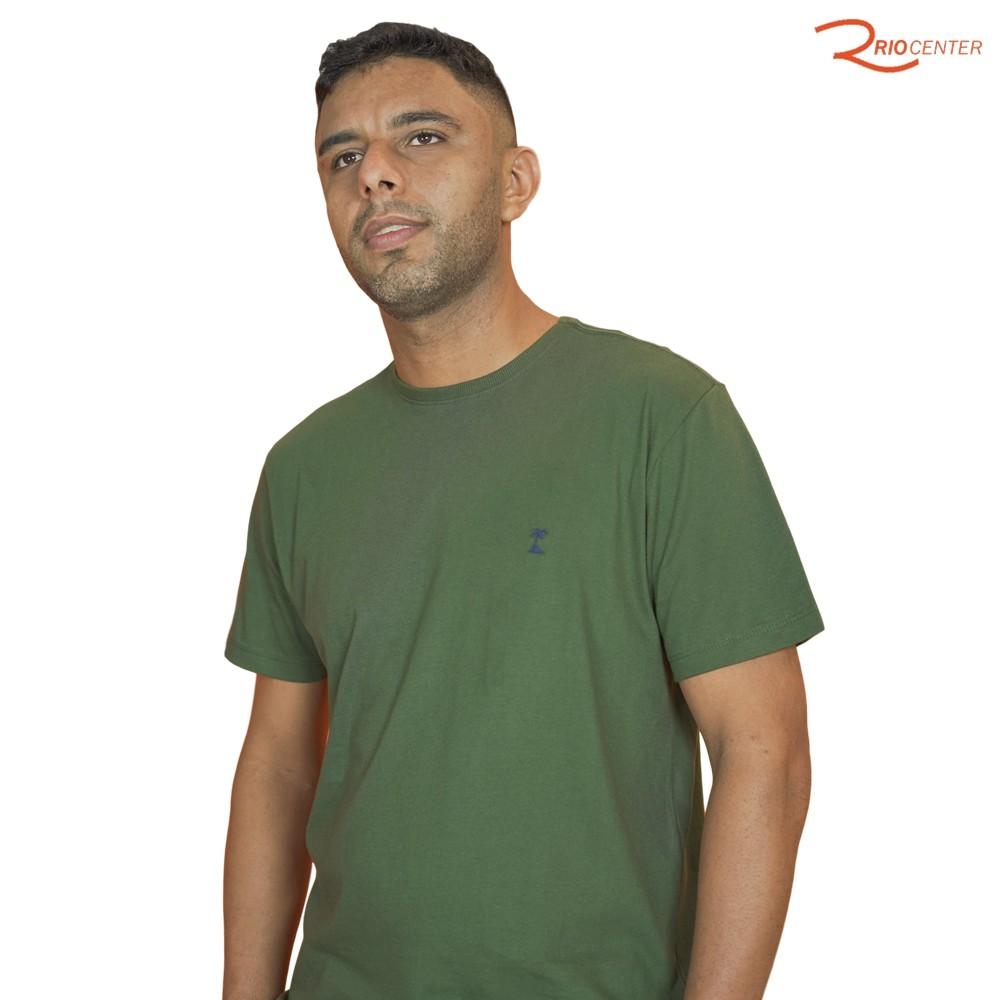 T-Shirt AD Lisa Verde Militar