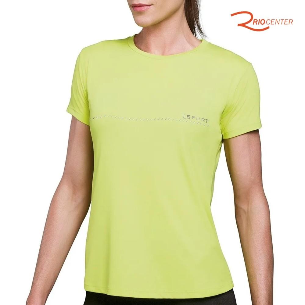 T-shirt Lupo Sport Biodegradável Limão