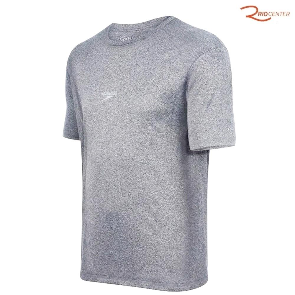 Camiseta Blend Speedo Mescla Stone