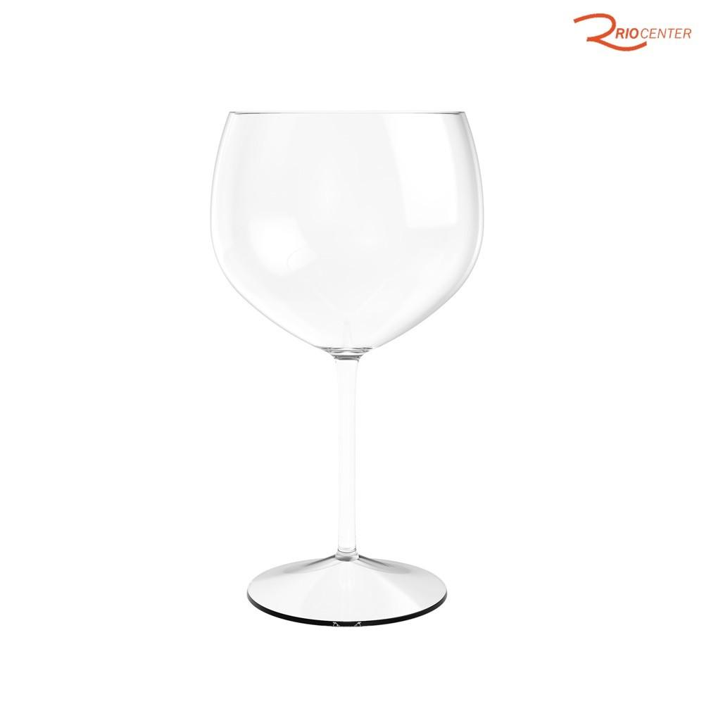 Taça Gin Ou Em Poliestireno Cristal 600ml