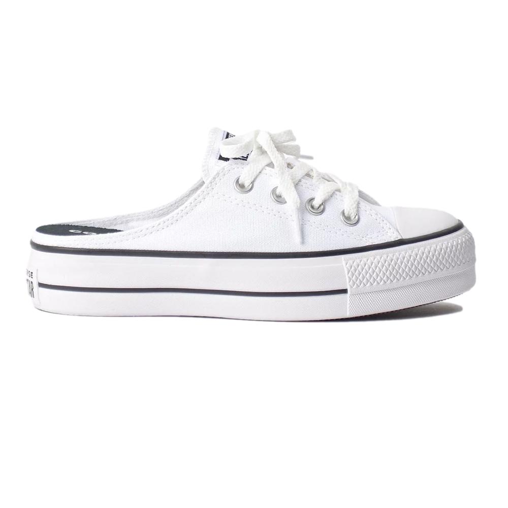Tênis All Star Mule Converse Branco
