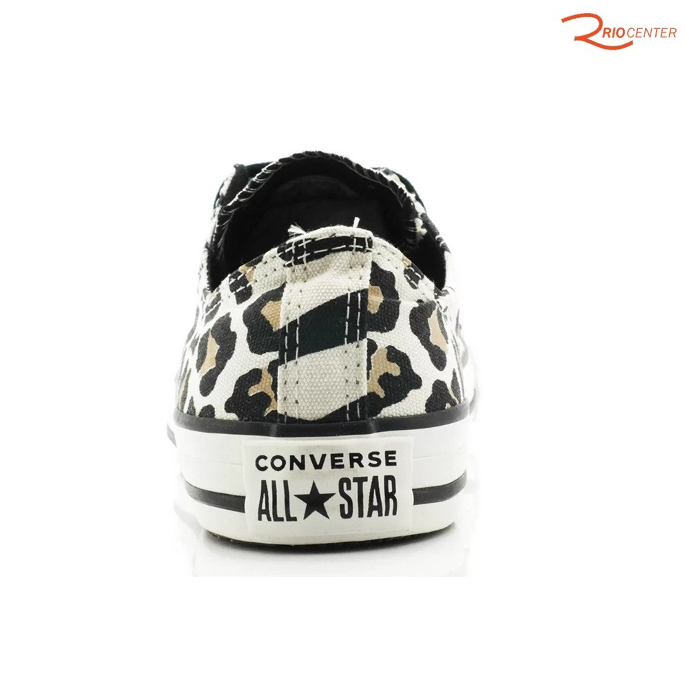 Tênis Converse All Star Chuck Taylor Lona Cano Curto - Onça