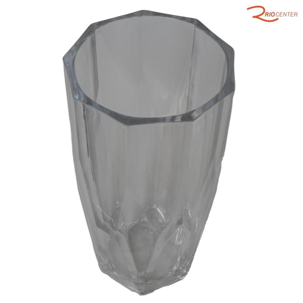 Vaso Vidro Mimo Style Odda 30 Cm