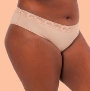 Calcinha absorvente -  Nude G|  Korui