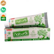 Creme Dental Natural de Uva, Melissa e Camomila| Orgânico Natural - 80g