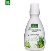 HIGIENIZANTE Bucal NATURAL | LiveAloe  - 250ml