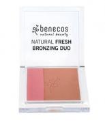 Natural Fresh Brozing Duo| Benecos- 8g