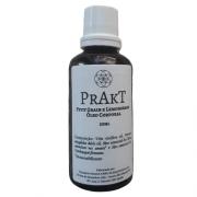 Óleo pronto para a pele- Petit Grain e Lemongrass| Prakt - 50ml