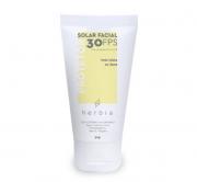 Protetor Solar Natural Facial- MISTA/SECA FPS 30 UVA/ UVB | Herbia - 50g