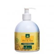 Sabonete Líquido Flor de Aloe  Livealoe - 480ml