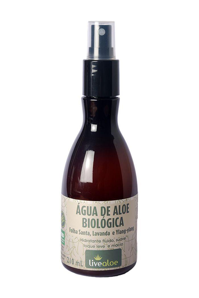 Água de Aloe Biológica | Live Aloe - 210 ml