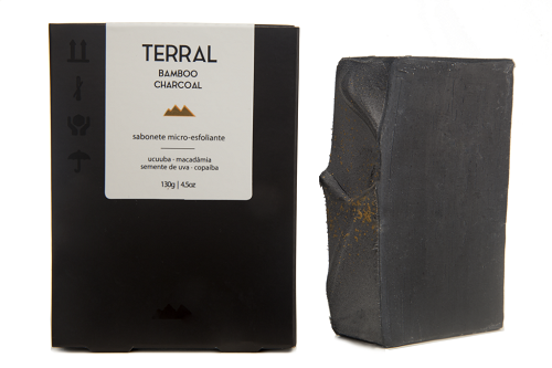 Bamboo Charcoal | Terral - 130g